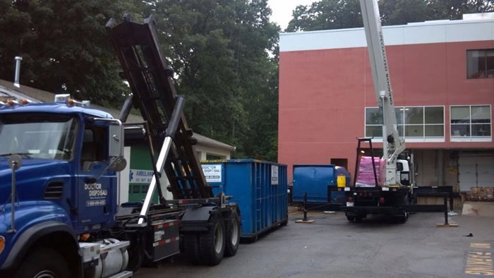 Dumpster Rental in Quincy, MA and Taunton Massachusetts