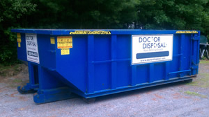 Dumpster Rental in Weymouth MA, Dumpster Rental Quincy MA from Doctor Disposal