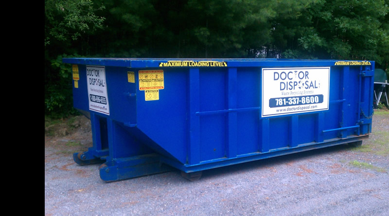 Dumpster Sizes In Brockton Ma Doctor Disposal