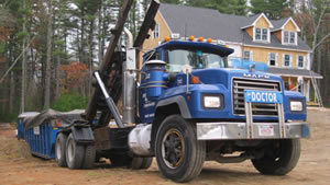 Weymouth MA Dumpster Rental from Doctor Disposal
